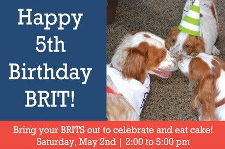 BRIT Birthday Bash